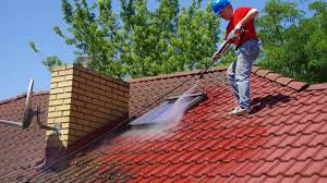 of Soft Washing your roof